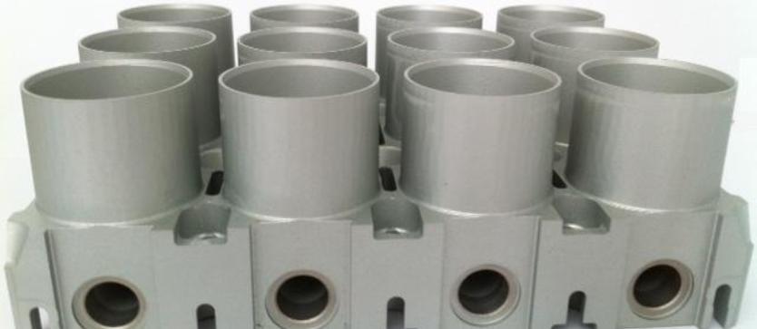 Molde evaporador cubitos