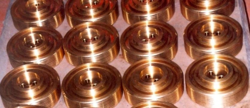 Pistones de bronce